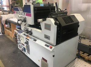 W+D 232 – 2 Colour Offset Kuvertiermaschine