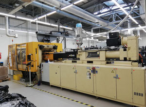 Husky Hilectric H400 Injection moulding machine (all electric)