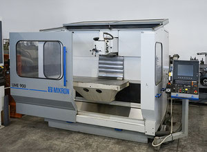 Used Mikron UME 900 Machining center - vertical