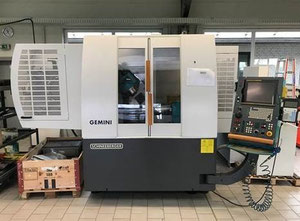 Rectifieuse Schneeberger Gemini dmr 5 axis