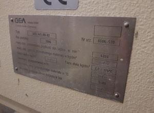 GEA Westfalia UCD 345-00-02 Zentrifuge