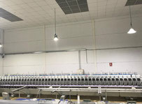Laesser LSH Embroidery machine