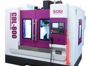 Sogi CDL-800 Machining center - vertical