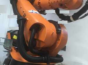 Kuka KR200 L140 Industrial Robot