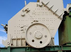 Molino impactor / percutor Asteca-Granier MLA 9