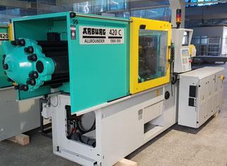 Arburg 420C-1300-350 P00411051
