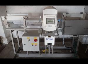 Metal detector conveyor Safeline Mettler Toledeo