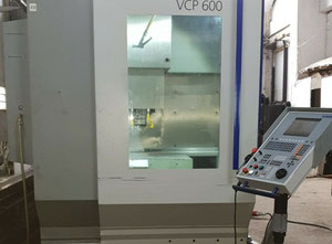 Mikron VCP 600 - HS high speed machining center
