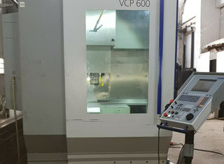 Mikron VCP 600 - HS P00413027