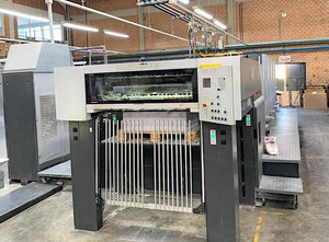 Heidelberg CD102-4+LX Offset four colours