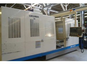 Okuma MC 60 VAE Machining center - vertical