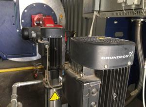 Maszyna do przetwórstwa tworzyw sztucznych Loos ULS-2600