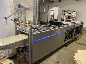 Tvarování termoplastů - Tvarující, plnící a  uzavírací linka CFS Krämer + Grebe Innovation