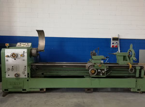 Used BMP 350 mm x 3000 mm lathe