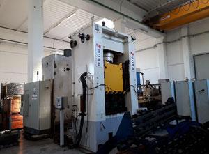 Used Muller Weingarten 500 Ton metal press