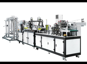 LVM NK95 - FPP2 Complete production line for sanitary masks