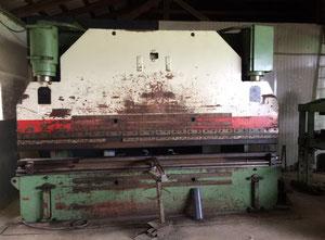 Jelsingrad 220 Ton / 4000 mm Abkantpresse