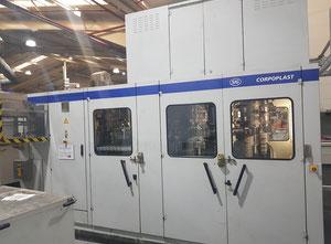Hava üflemeli şekillendirme makinesi SIG Blowmax 12 - 12