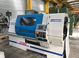 Torno cnc Cazeneuve OPTIMAX 590 x 1100