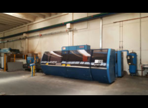 Used Prima Industrie Syncro laser cutting machine