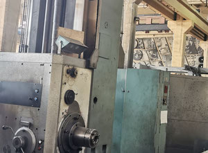 TOS WHN  13A Floor type boring machine