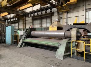 Used Boldrini P4RY/T3050/25 Plate rolling machine - 4 rolls