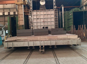 Used Sottri Stein x950 18000 x 6000 x 6000 Industrial oven