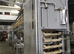Linea completa di produzione di pane AMF -