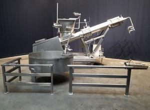 Mlekárenský stroj - výroba masla, porcování a balení Simon Freres Contimalax KART 1140
