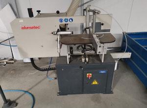 Elumatec AF 222/02 drilling machine
