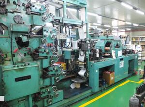 Imprimante d'étiquettes Sanki 250A letterpress label press