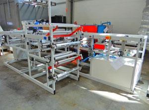 Máquina de plástico Level Wojciech Pankiewicz PA/PE, Papier/PE Doypack Zip-Lock 640X245