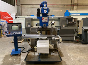 Lagun III cnc vertical milling machine