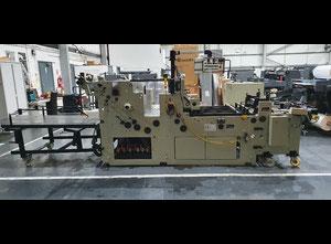 Maszyna do przetwórstwa papieru Heiber & Schroder WP800