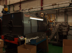 Sandretto OTTO 1334/270 Injection moulding machine