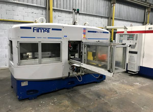 Machine de laminage à froid spline Fimat RL 1350