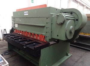 Cisaille mécanique Itek 2000 X 15 MM