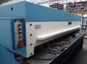 Cisaille mécanique Rumat 3000 X 3 Mm