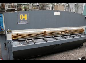 Haco TS 3000/6 CNC Schere