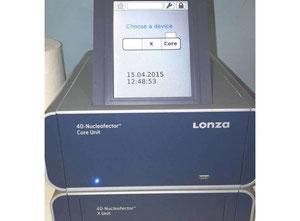Lonza 4D-Nucleofactor System Analysegerät