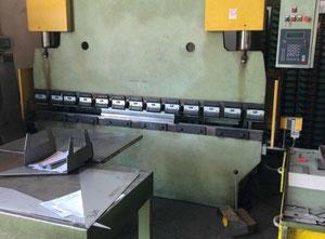 Pressa piegatrice cnc/nc Bariola 2500 X 60 TON