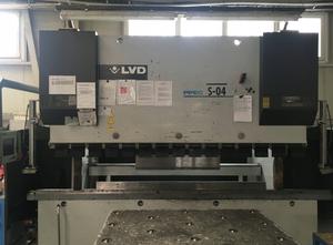 Pressa piegatrice cnc/nc LVD PPEC-5 135/3050