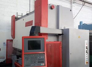 Pressa piegatrice idraulica usata cnc/nc Beyeler PR6