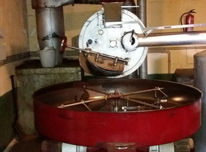 Roure 60kg Röstmaschine