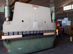 Pressa piegatrice idraulica usata cnc/nc Bariola 3000 x 135 TON