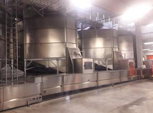 Sidel Lanfranchi - Maschine für die Wein-, Bier- und Alkoholproduktion