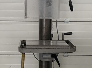 Used Ibarmia BX 34, Gear Drive Round Column Drill