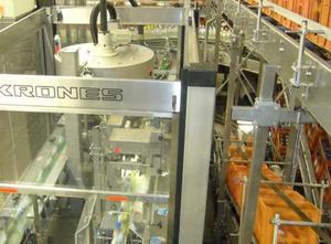 KRONES Decapper 20 heads Verpackungsmaschinen