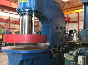 Loire 400 ton valves testing press