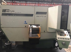 Missler DEB 410 band saw for metal